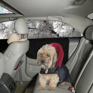Dog Car Seat Covers with Non-slip Backing