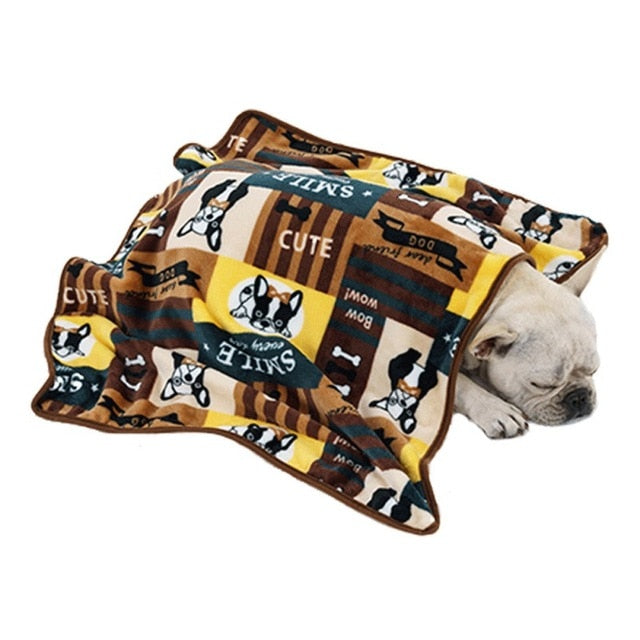 Pet blanket dog Sleeping Mat