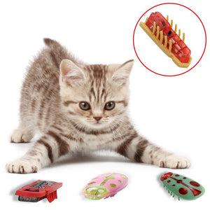Automatic Durable Mice Toy for Cat