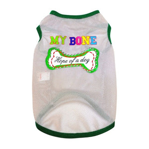 Vest Breathable Clothes For Dog