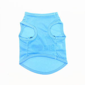 Dog Vest Cute Design Small  Clothes