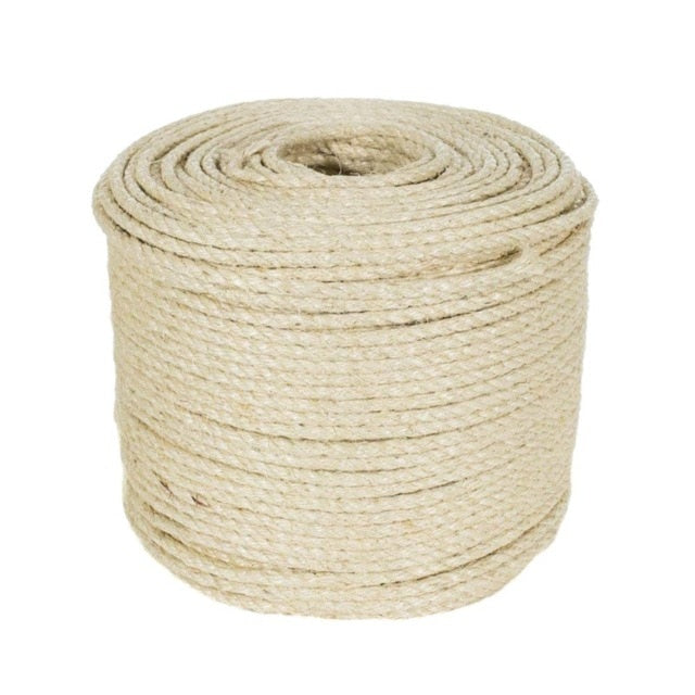 Cat Sisal Rope Scratching Toy