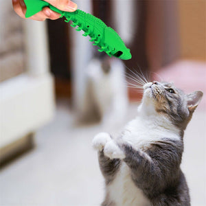 Cat Shrimp Toothbrush