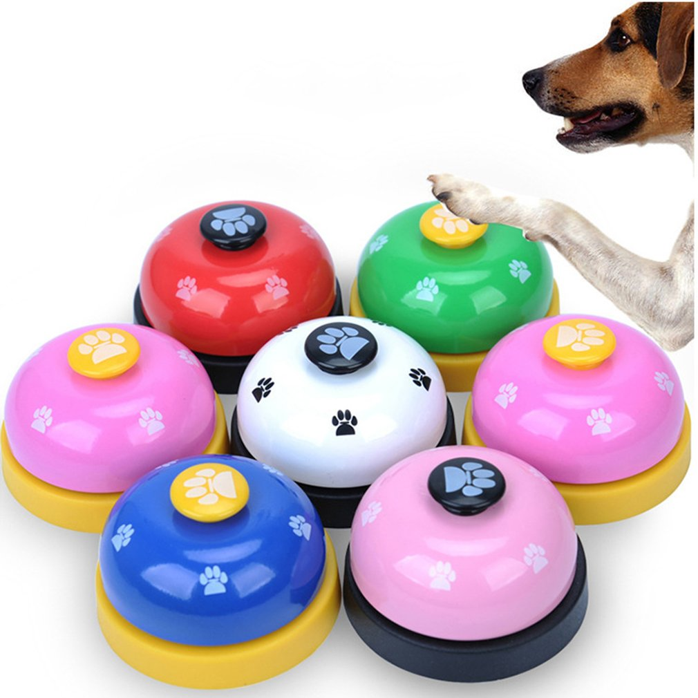 Durable Pet Dog Trainer Sound Bells