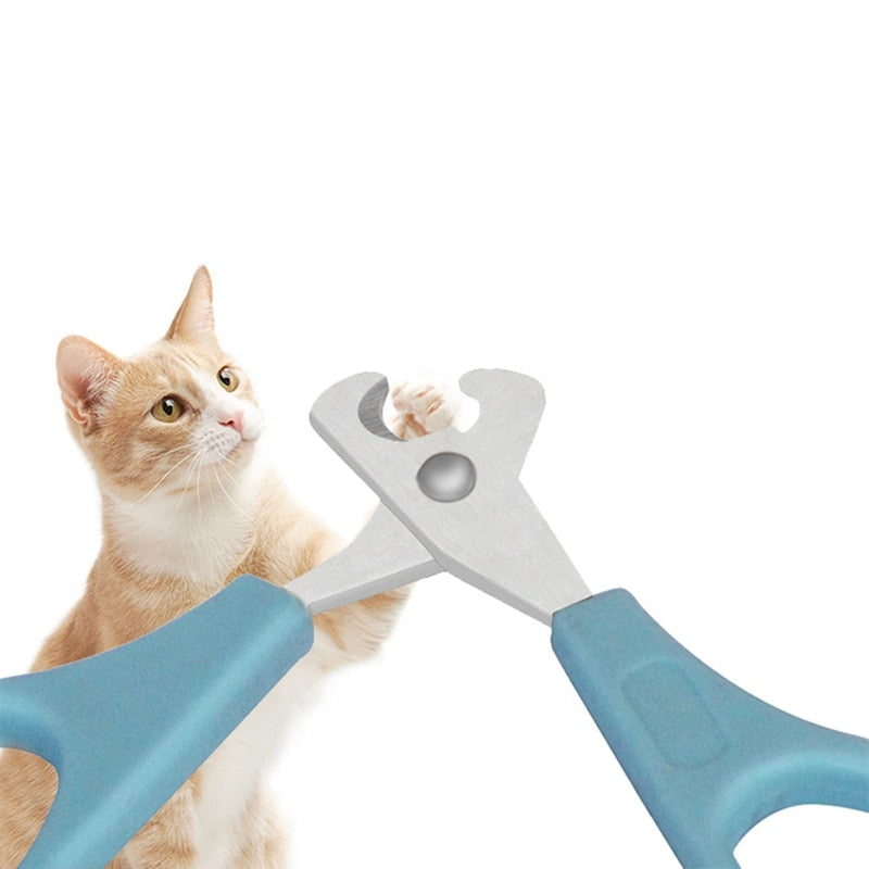 Cat Nail Clippers Scissors