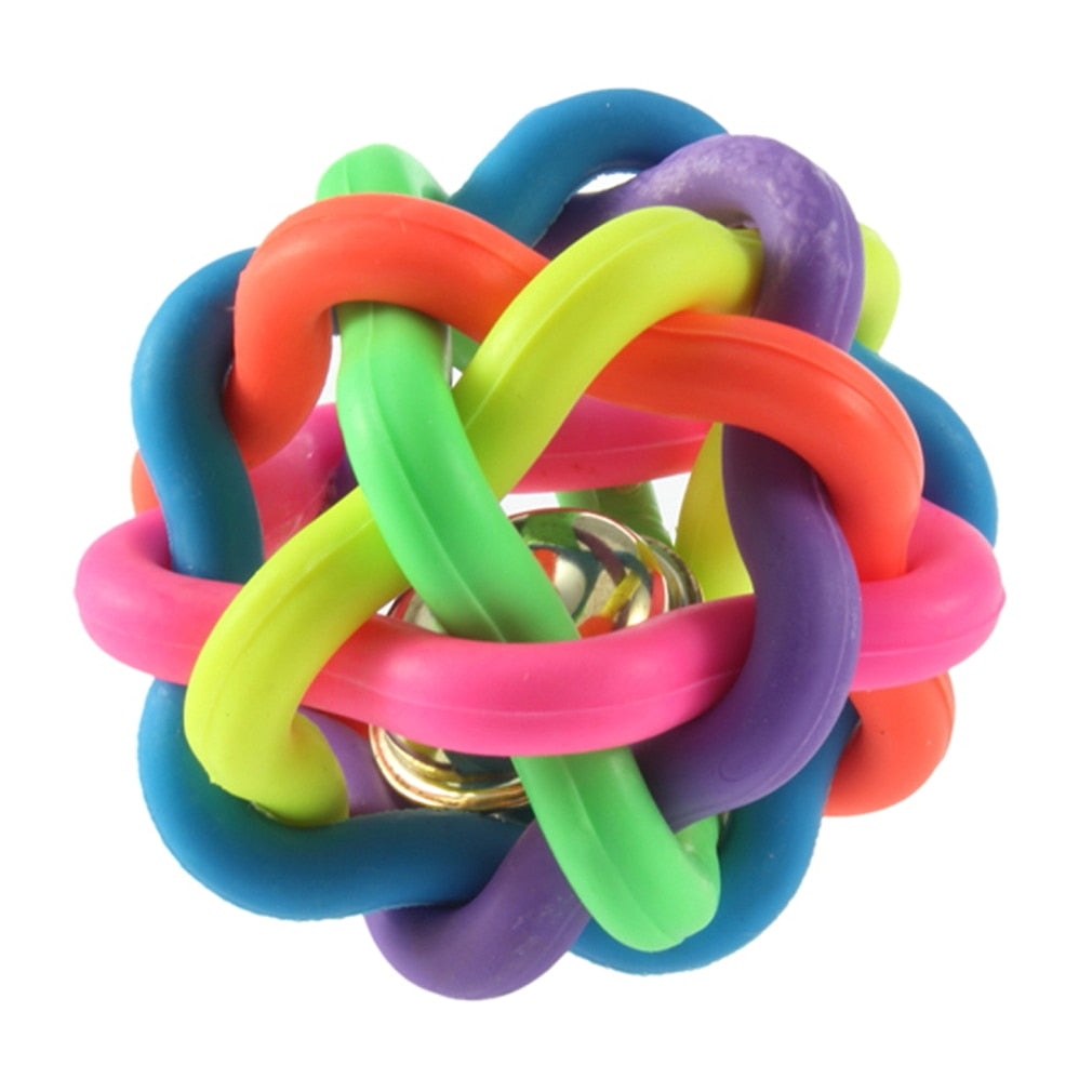 Colorful Rubber Round Ball