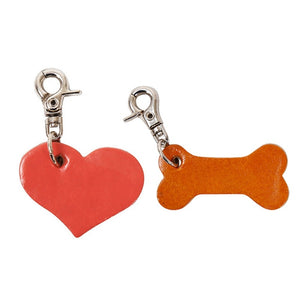 Pet Leather Tag for Dogs