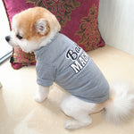 Pet Puppy Summer Shirt Small Dog