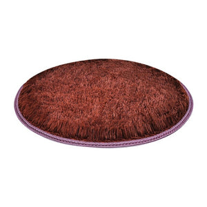 Round Pet Bed Mat For Dogs
