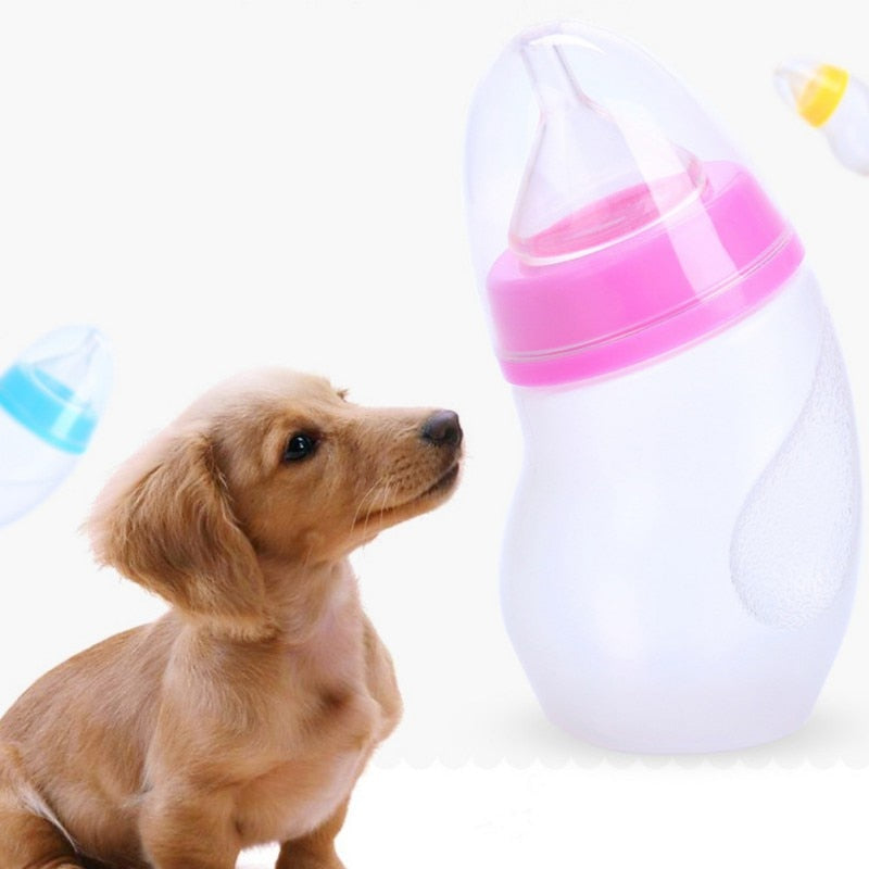 Puppy Kitten Feeding Bottle
