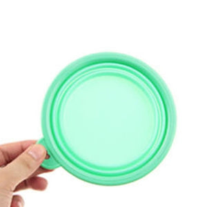 Dog Bowl Food Grade Silicone Feeding