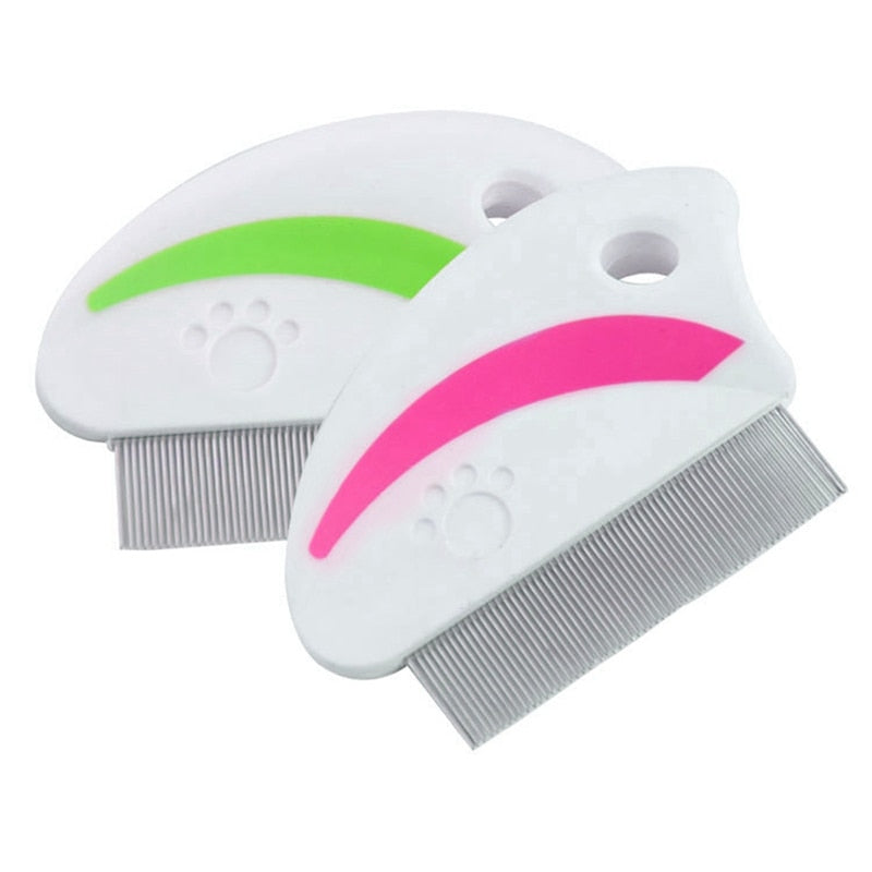 Portable Dogs Stainless Steel Comb
