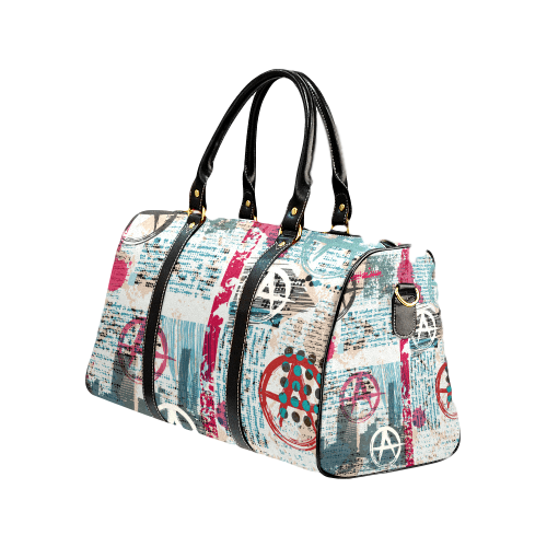 Sac à main Deluxe - Anais - Pinked