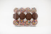 Load image into Gallery viewer, Chocolate Rum Balls (12 Pack)
