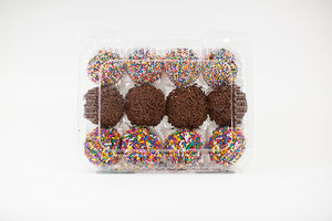 Chocolate Rum Balls (12 Pack)