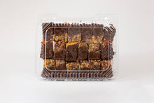 Load image into Gallery viewer, Pecan Walnut Raspberry Chocolate Bars
