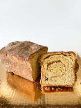 Load image into Gallery viewer, Old-Fashioned Cinnamon Bread