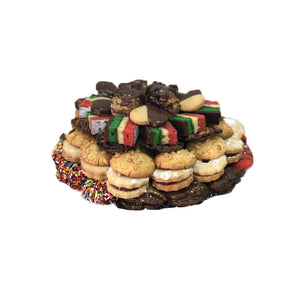Italian Butter Cookie Tray