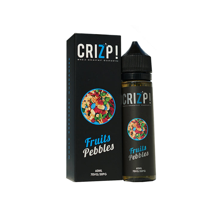 Crizp Fruit Pebbles 60ml