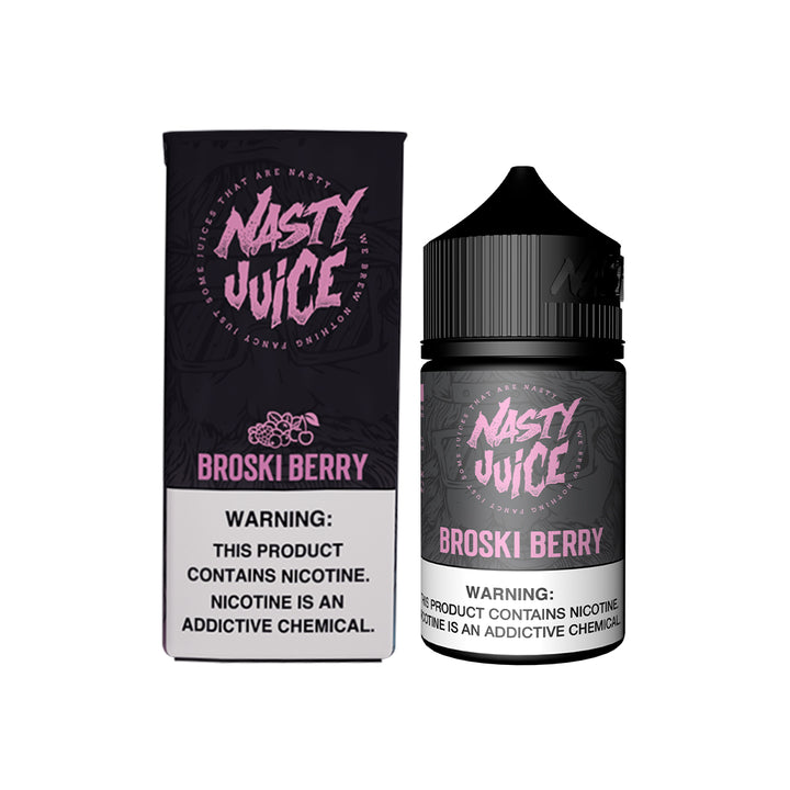 Nasty Berry Broski Berry 60ml