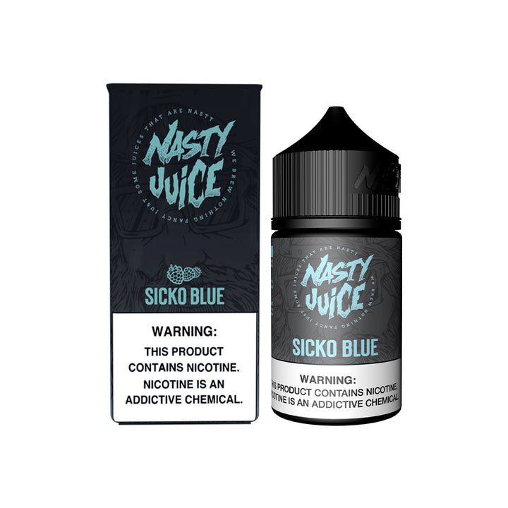 Nasty Berry Sicko Blue 60ml