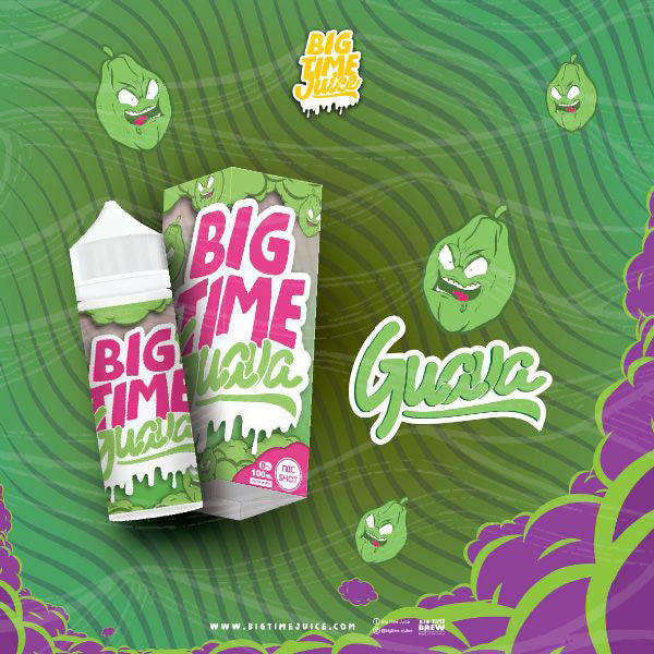 Big Time Guava 120ml