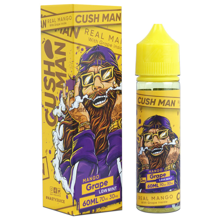 Cushman Grape 60ml