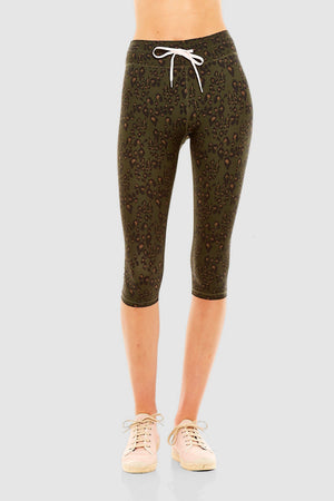 Army Leopard Power Pant