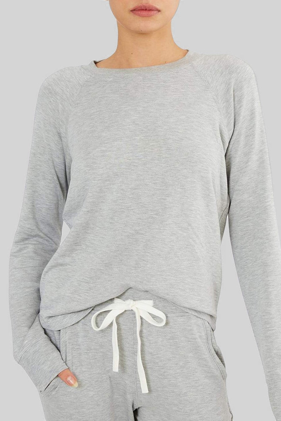 Warm Up Pullover Sweatshirt