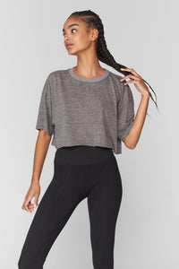 Solstice Cropped Tee