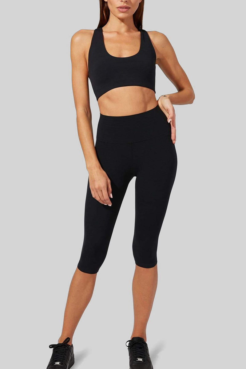 Airweight High Waist Capri