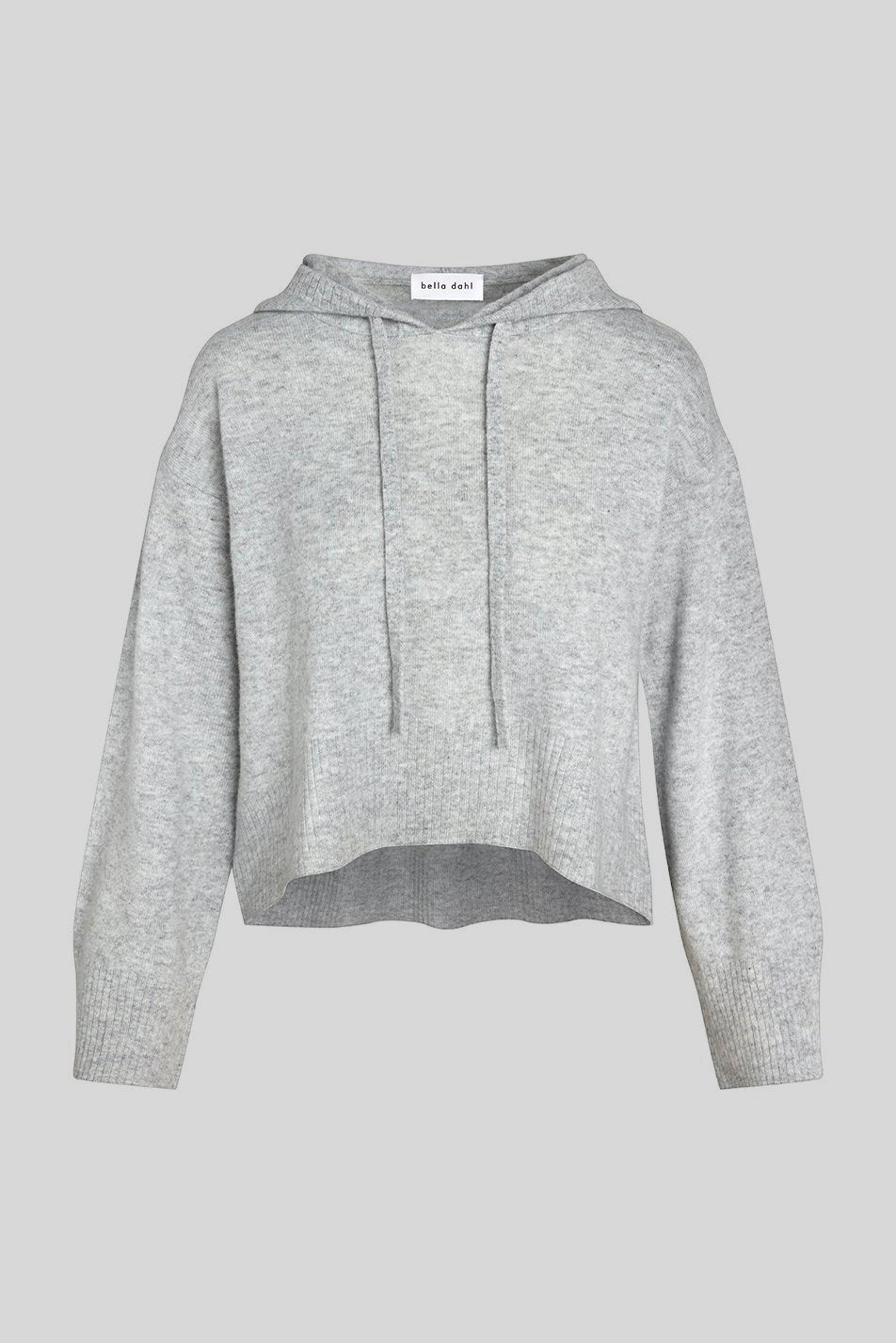 Cashmere Sweater Hoodie