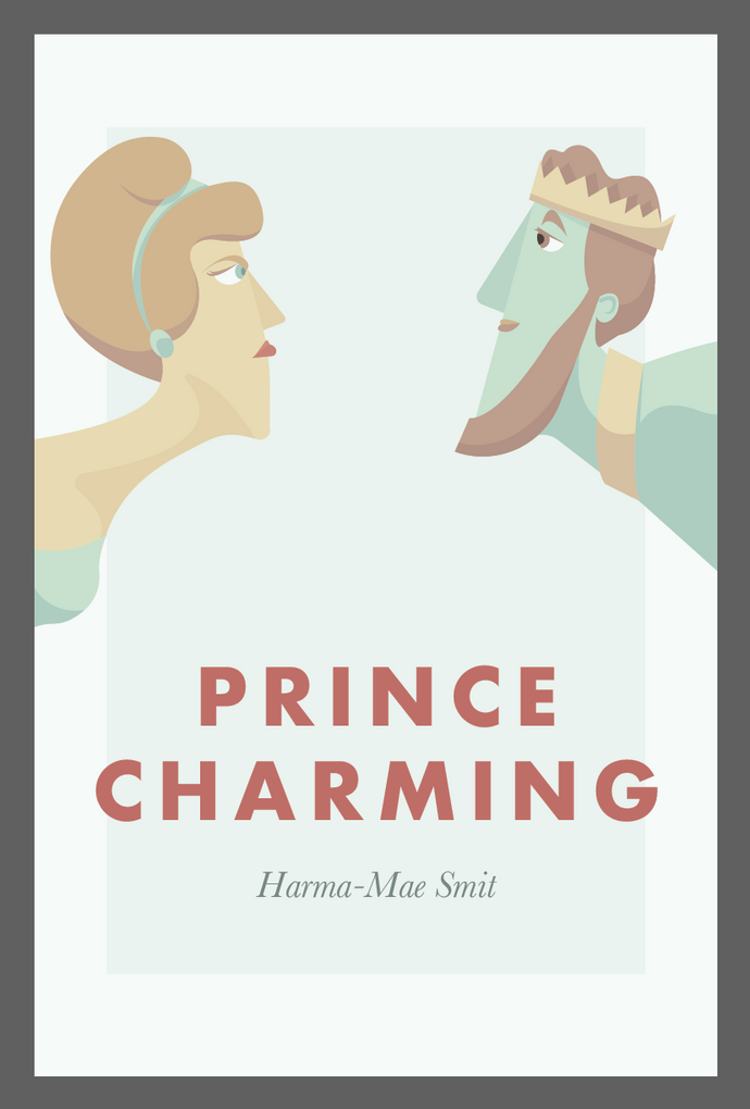 Prince Charming ebook cover retelling Cinderella