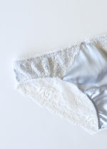 Daphne Lace and Silk Panty