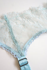 Diana Lace Garter Belt