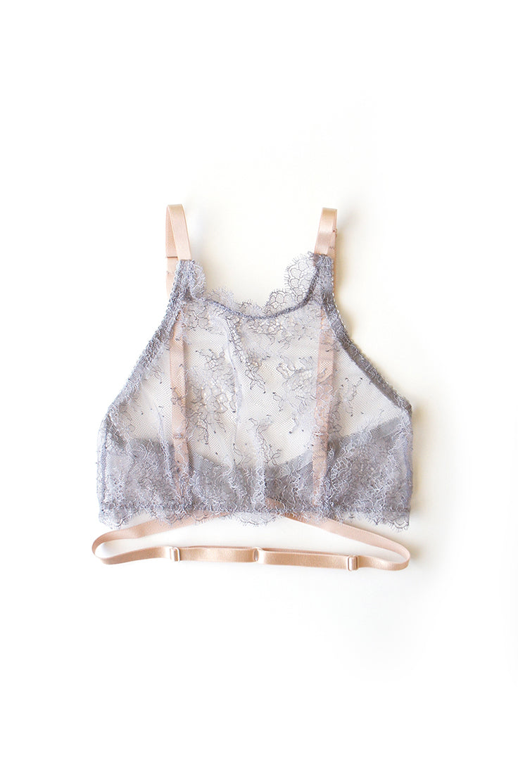 Kitri High Neck Bralette