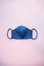 Denim Fabric Face Mask