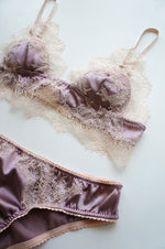 Ophelia Orchid Panty