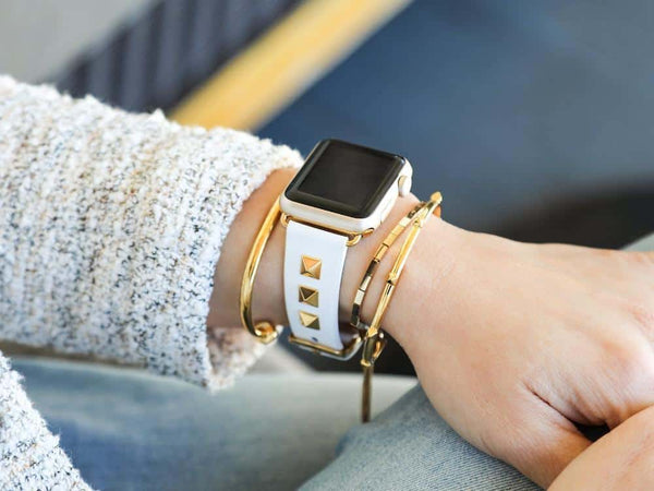 """Stackable"" Apple Watchbands - A High Fashion Trend for Women"