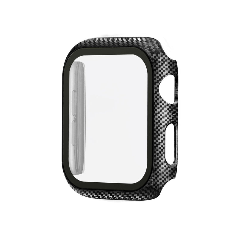 Carbon Fiber Bumper Watch Cover For Apple Watch