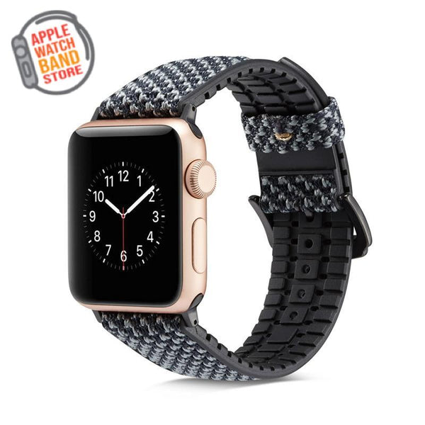 Leather Apple Watch Band For All Apple Watch Series (38mm/40mm And 42mm/44mm)