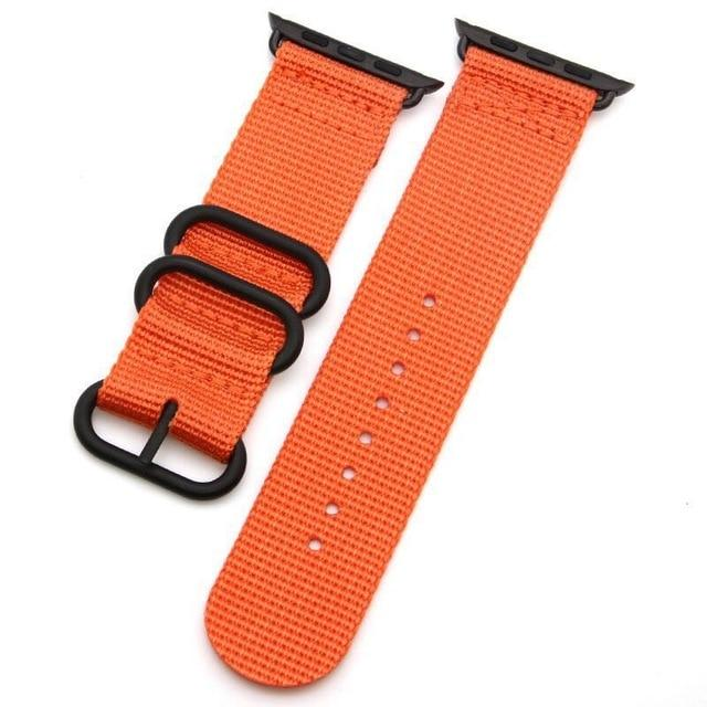 Nylon Strap For All Apple Watch Series (38mm / 40mm And 42mm / 44mm)