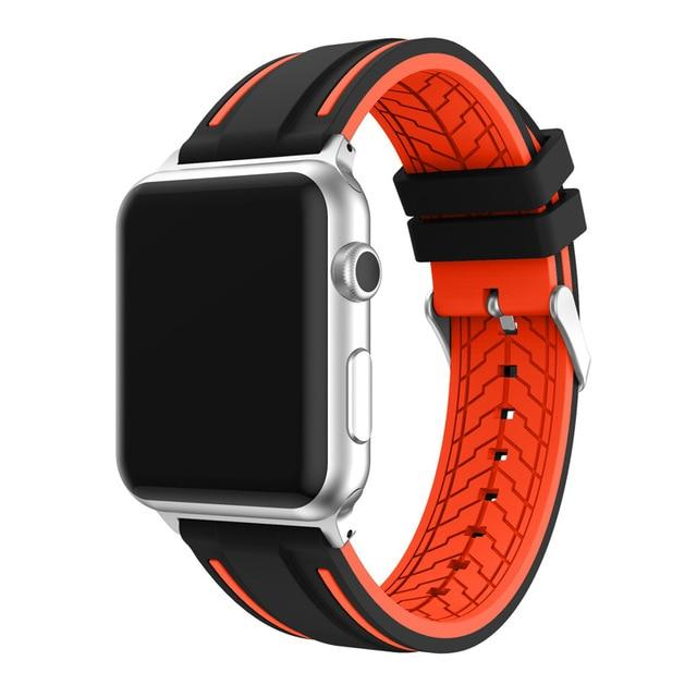 Sports Silicone Band For All Apple Watch Series And Sizes