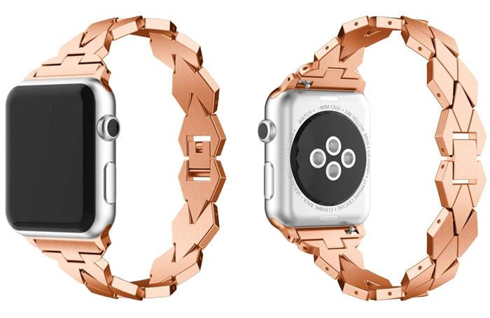 Tool+link Strap For All Apple Watch Series (38mm / 40mm And 42mm / 44mm)- Multiple Colors