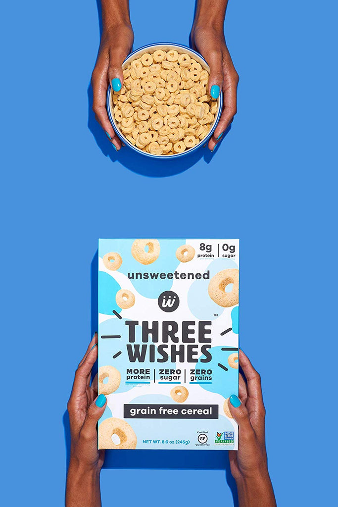 Three Wishes Cereal Variety 3-Pack