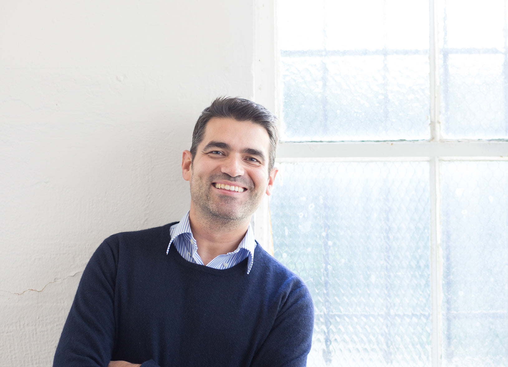 Pedro Catala, founder of TWELVE Beauty