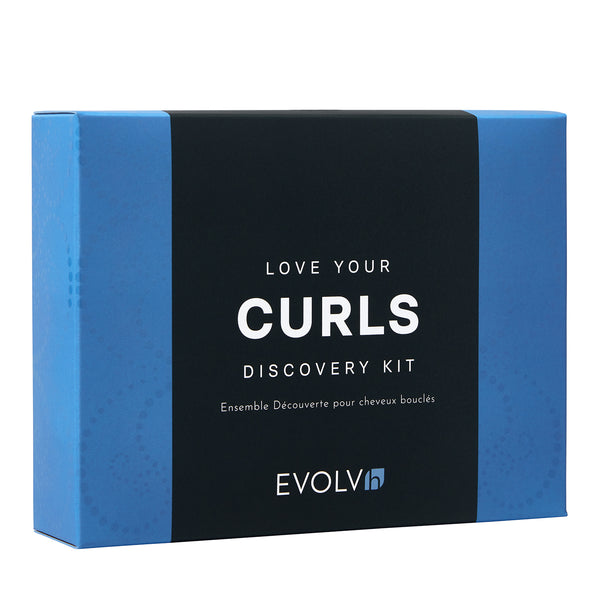 EVOLVh Curls Discovery Kit