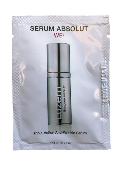 Luzern Serum Absolut WE3 Sample