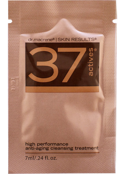 37 Actives Cleanser Sample