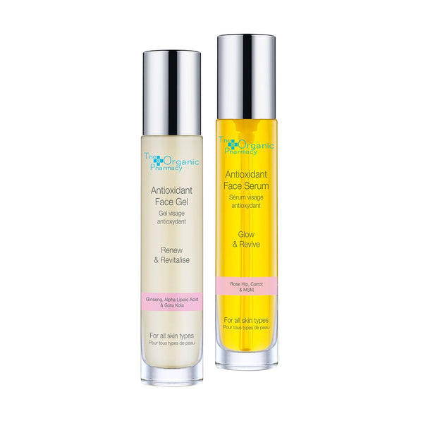 The Organic Pharmacy Antioxidant Duo Set
